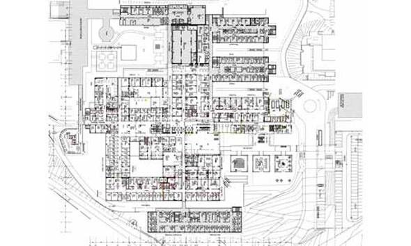 Robert Bosch Krankenhaus Sanierung