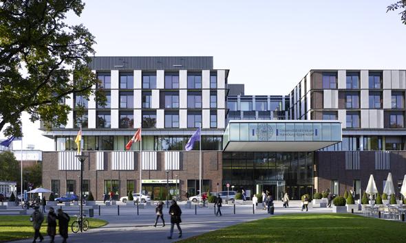 Hamburg Eppendorf Krankenhaus