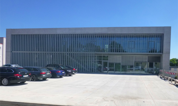 Firmengebäude Talmon-Gros Ditzingen