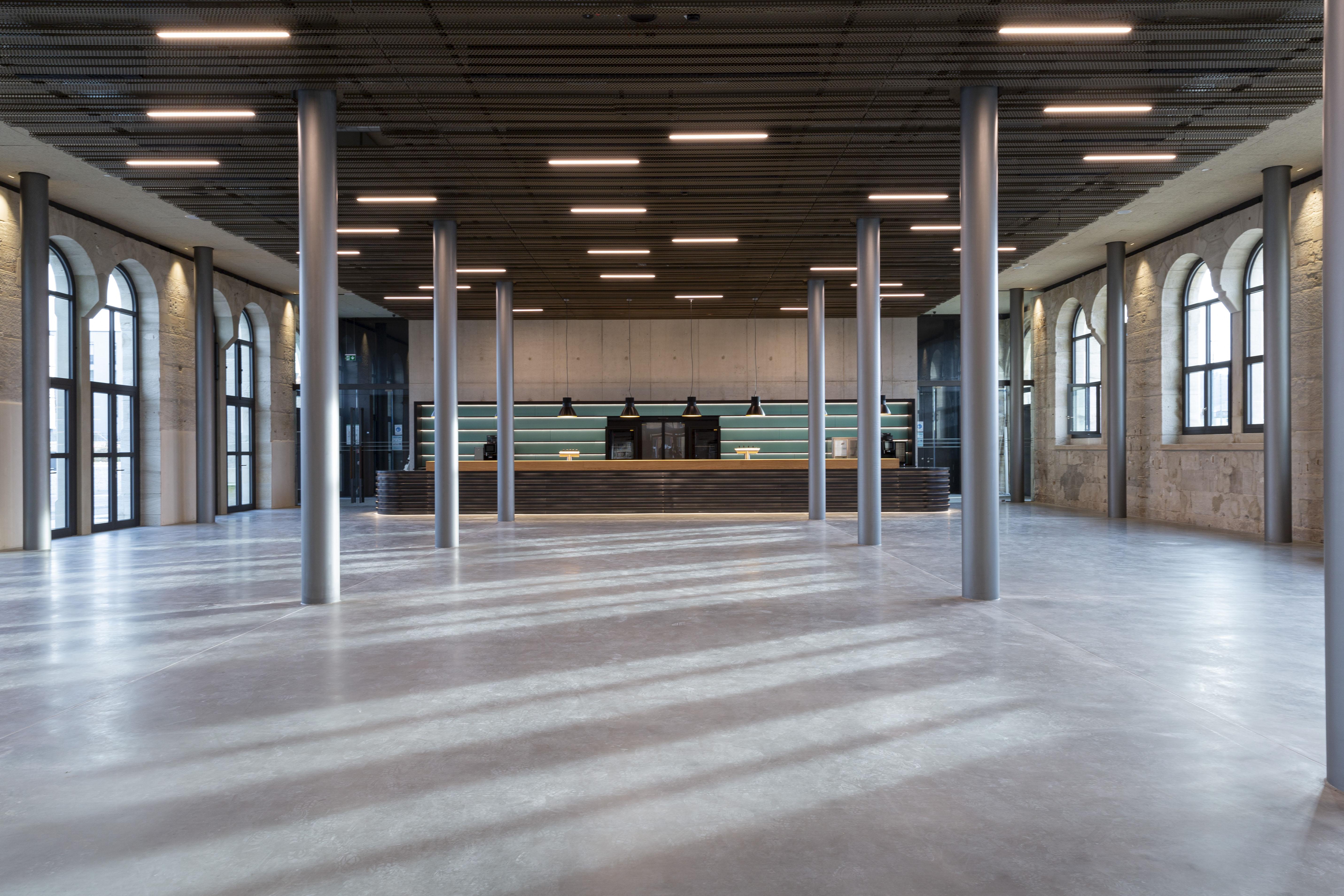 Aalen Kulturbahnhof